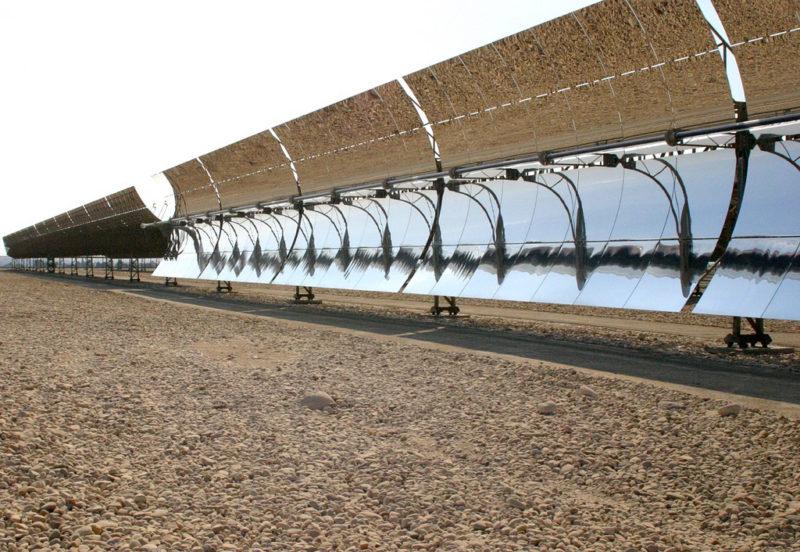 Il solare termodinamico a concentrazione - Eco Rendita
