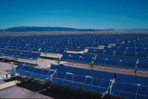 Solare termodinamico a concentrazione